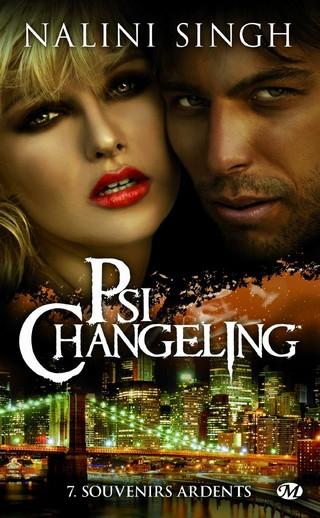 PSI CHANGELING (Tome 07) SOUVENIRS ARDENTS de Nalini Singh 81l45o10