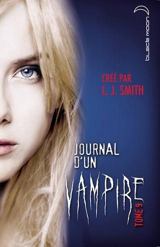 JOURNAL D'UN VAMPIRE (Tome 09) de L.J. Smith Journa10