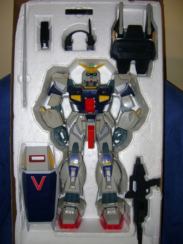 robot -  ROBOT JUMBO DX MOBILE SUIT GUNDAM MK II bootleg Gundam10