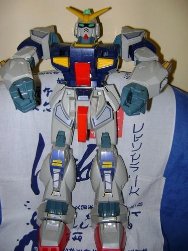 robot -  ROBOT JUMBO DX MOBILE SUIT GUNDAM MK II bootleg Gundam13