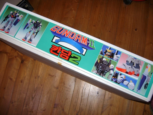 robot -  ROBOT JUMBO DX MOBILE SUIT GUNDAM MK II bootleg Gundam14