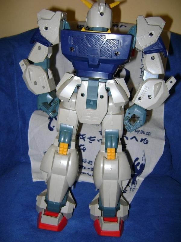 robot -  ROBOT JUMBO DX MOBILE SUIT GUNDAM MK II bootleg Gundam15