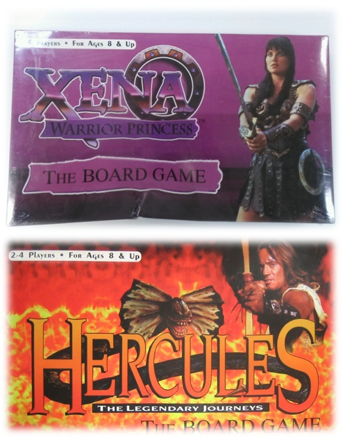 XENA WARRIOR PRINCESS + HERCULES THE LEGENDARY JOURNEYS Xenahe10