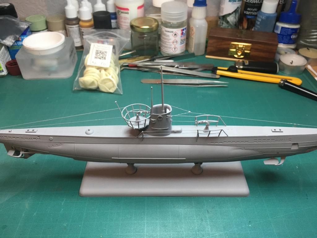 U-Boat IIB 1/144 icm - Page 2 1eb61e10