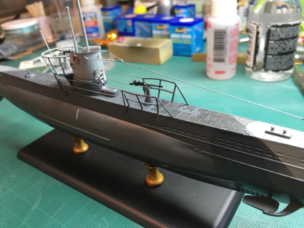 U-Boat IIB 1/144 icm - Page 2 571d5710