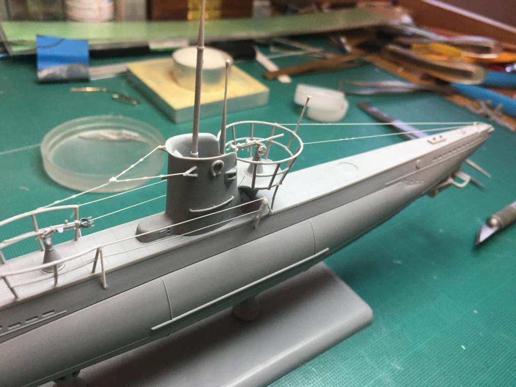 U-Boat IIB 1/144 icm - Page 2 8e13ac10