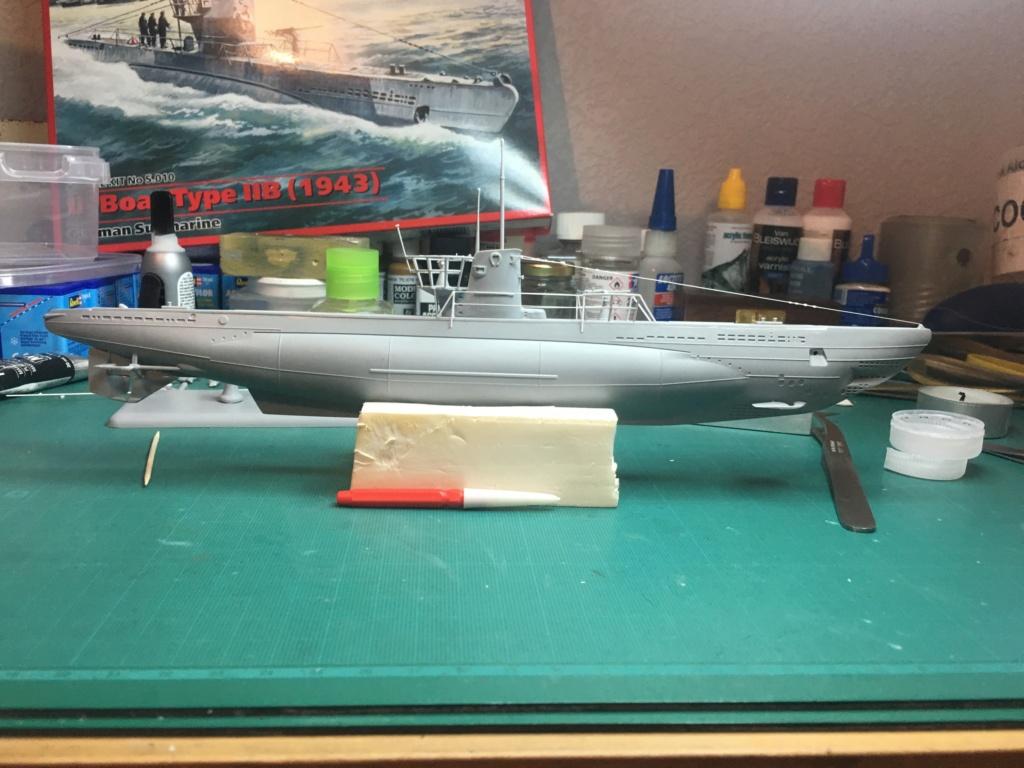 U-Boat IIB 1/144 icm 93db5310