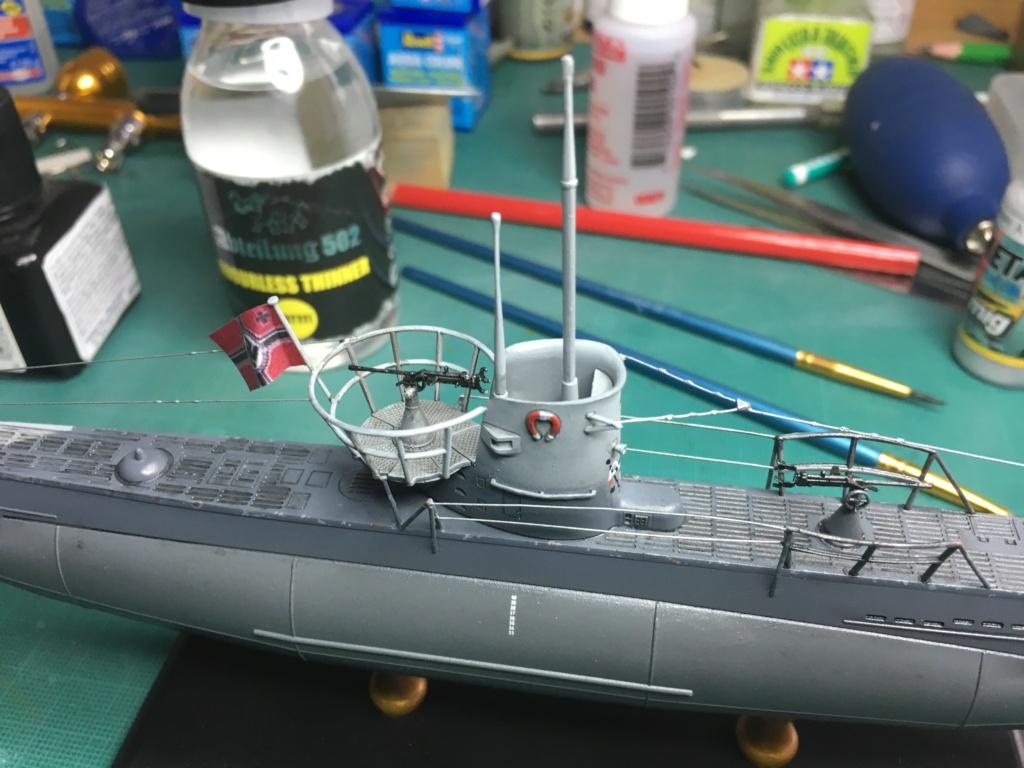 U-Boat IIB 1/144 icm - Page 2 9a60a010