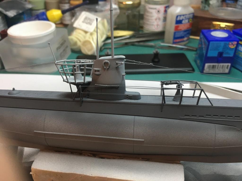 U-Boat IIB 1/144 icm - Page 2 A47cae10