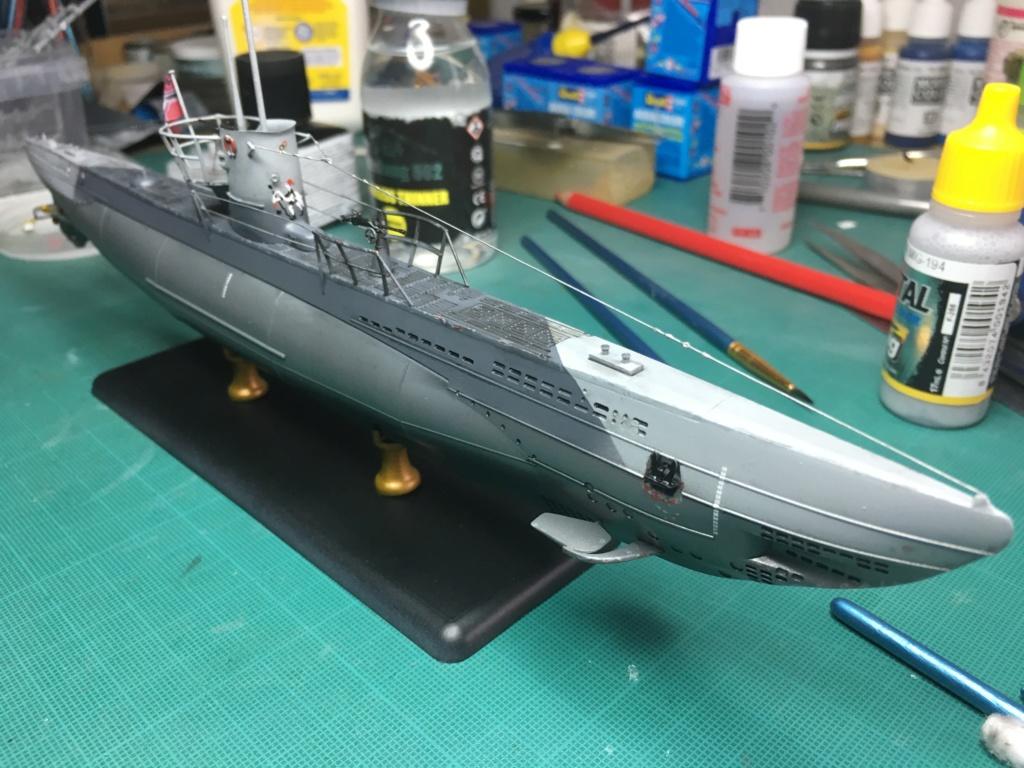 U-Boat IIB 1/144 icm - Page 2 B978fe10