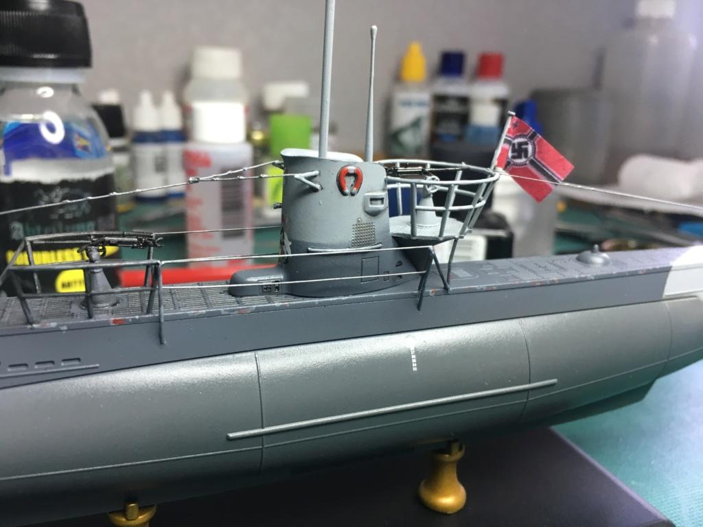 U-Boat IIB 1/144 icm - Page 2 Cb675310
