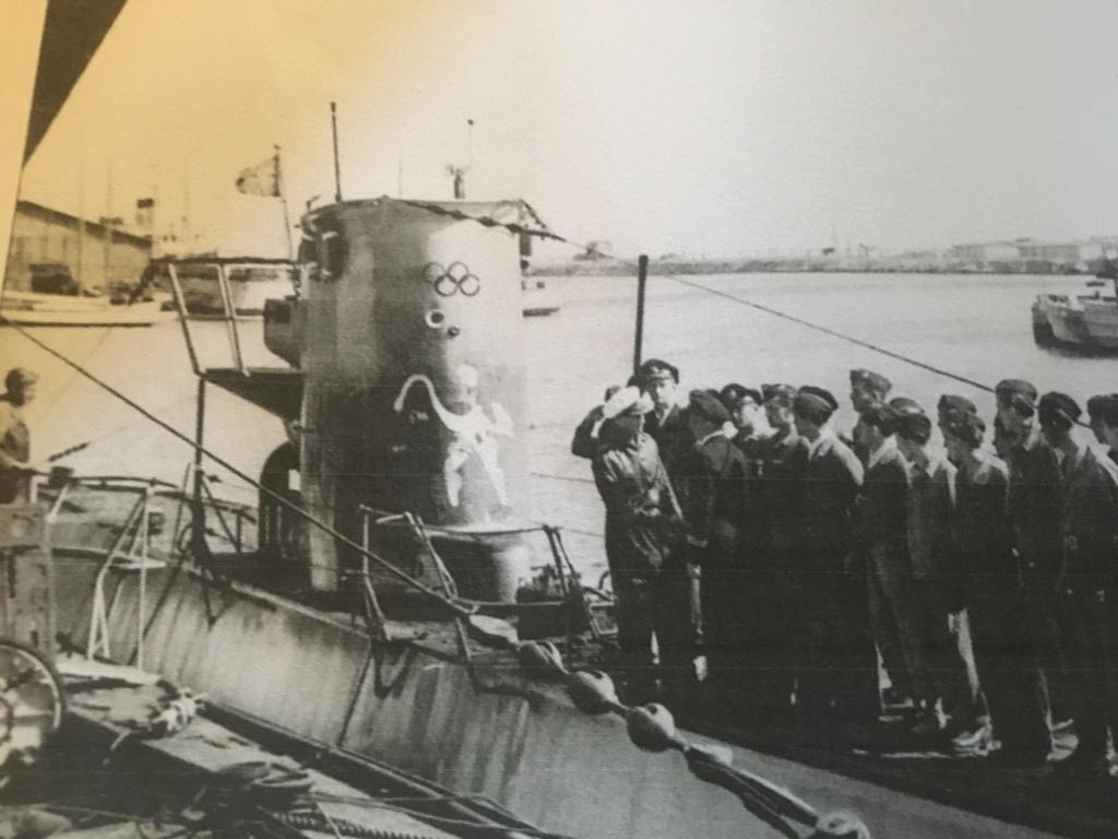 U-Boat IIB 1/144 icm - Page 2 D6c73a10
