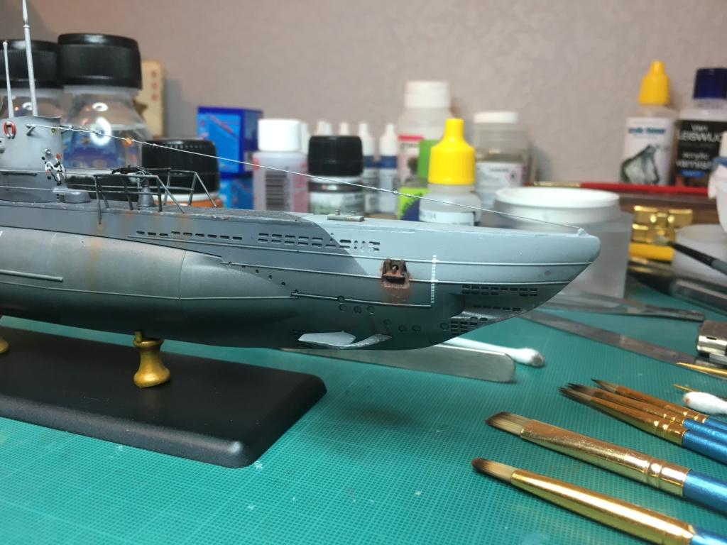 U-Boat IIB 1/144 icm - Page 2 Eb8fec10