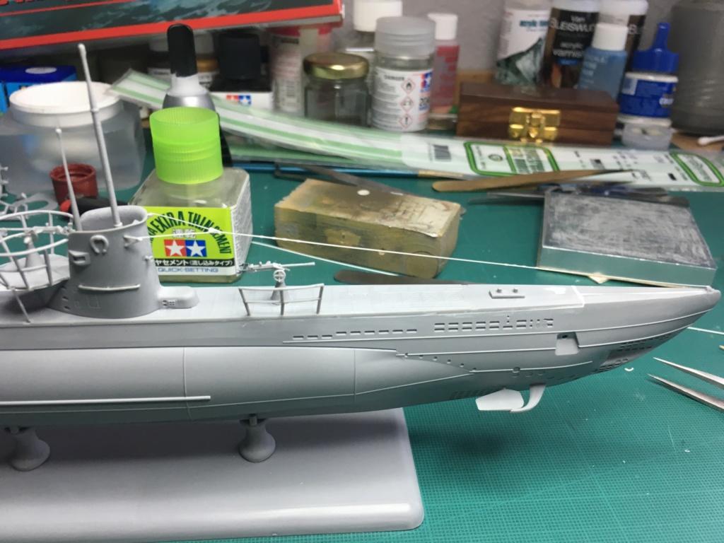 U-Boat IIB 1/144 icm Img-1714