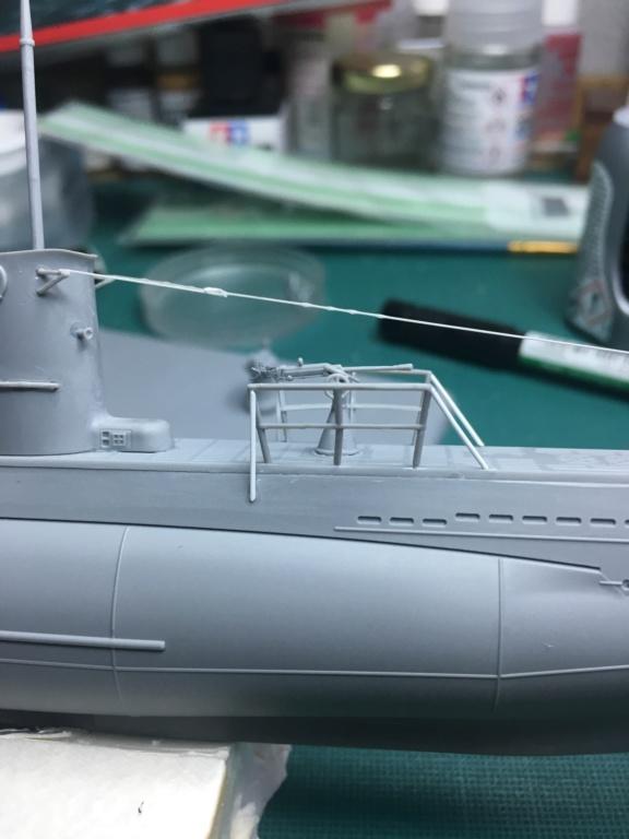 U-Boat IIB 1/144 icm Img-1810