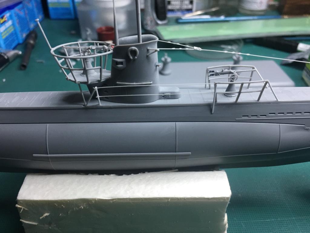 U-Boat IIB 1/144 icm Img-1812