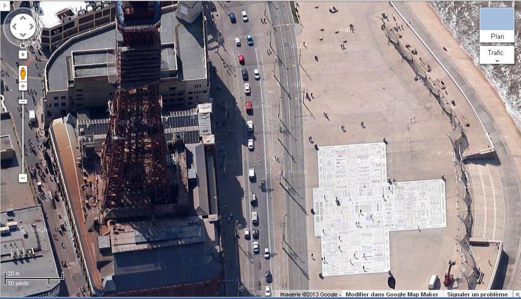 Blackpool Tower - Angleterre Blackp10