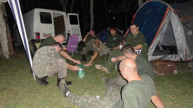 Night Ops e Acampamentos de Pais e Filhos em Campo Alegre dias 04 e 05/05 Dsc02910
