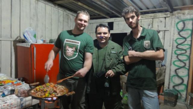 Night Ops e Acampamentos de Pais e Filhos em Campo Alegre dias 04 e 05/05 Dsc02913