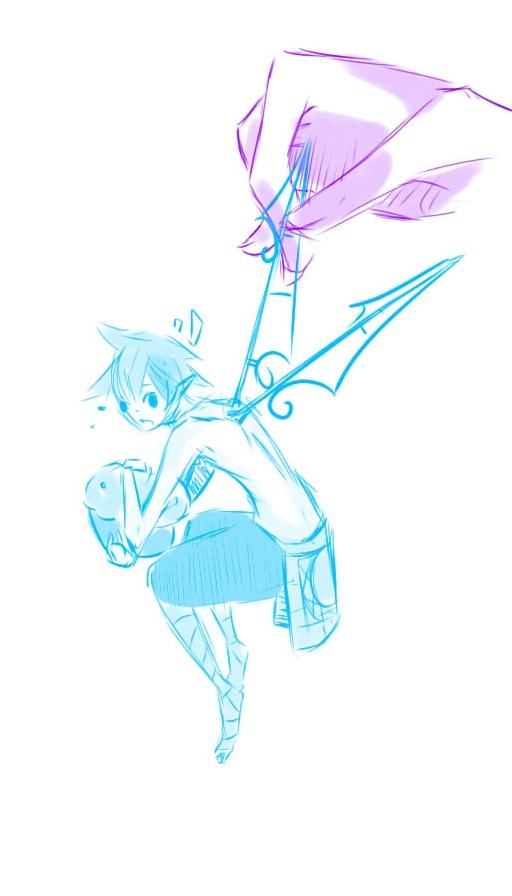 Comment dessiner des fées ? Fee10