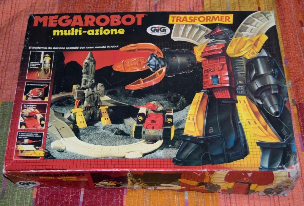 RARO MEGAROBOT GIG _5710