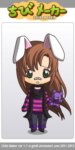 Chibimaker, des avatars tout choupi ! Chibim10