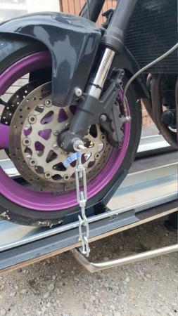 Fabrication remorque moto 20180830