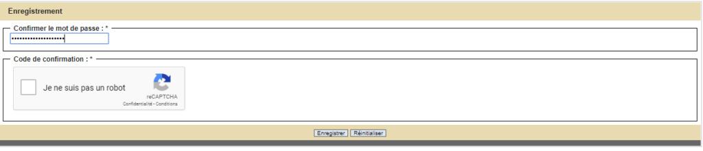 Comment s'inscrire sur le forum ? Recapt10