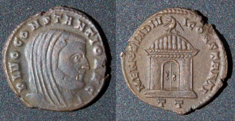 Les monnaies de Consécration de Barzus - Page 6 Follis10