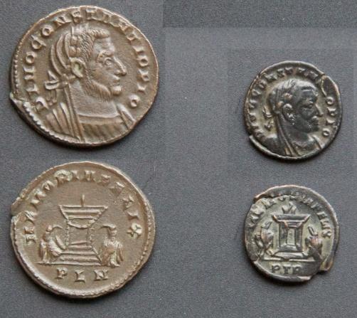 Les monnaies de Consécration de Barzus - Page 6 Follis11