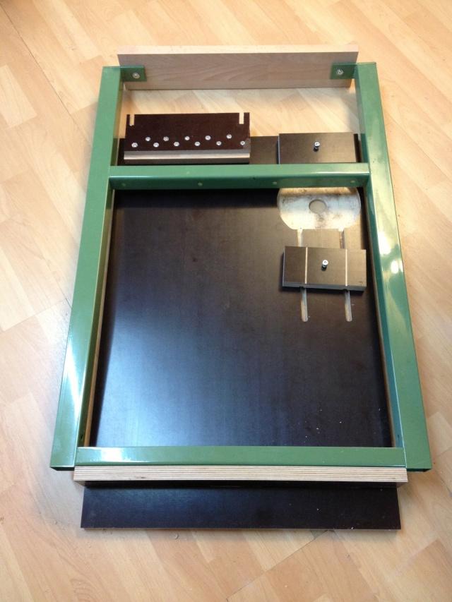 Défonçeuse sous table pour combinée bois. Img_3311