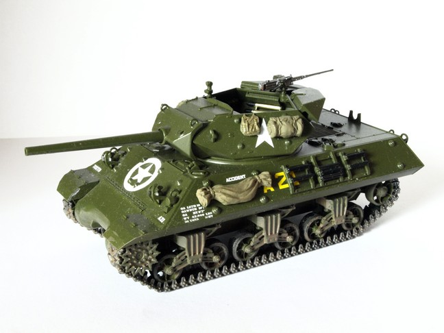 Tank Destroyer M10 [Tamiya-1/48] 09011