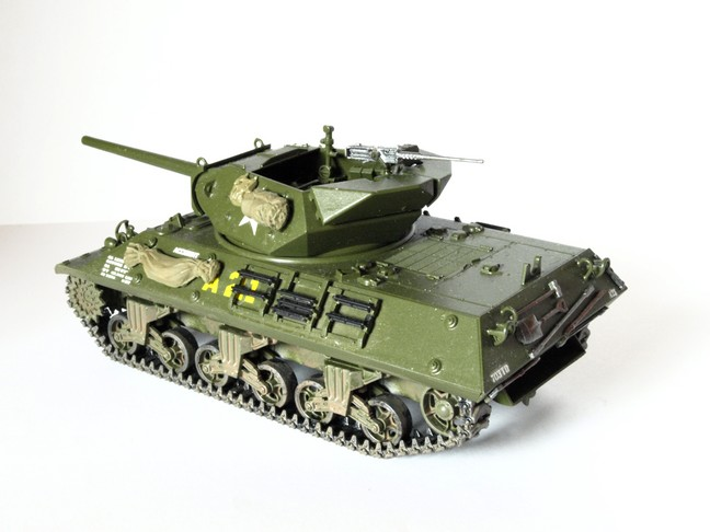 Tank Destroyer M10 [Tamiya-1/48] 09111