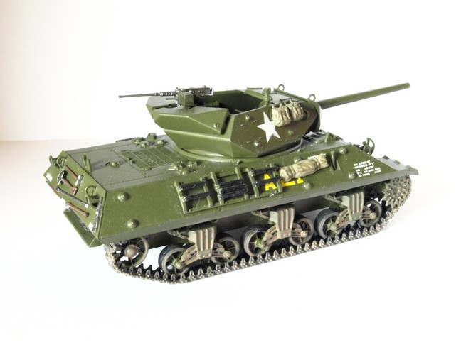 Tank Destroyer M10 [Tamiya-1/48] 09211