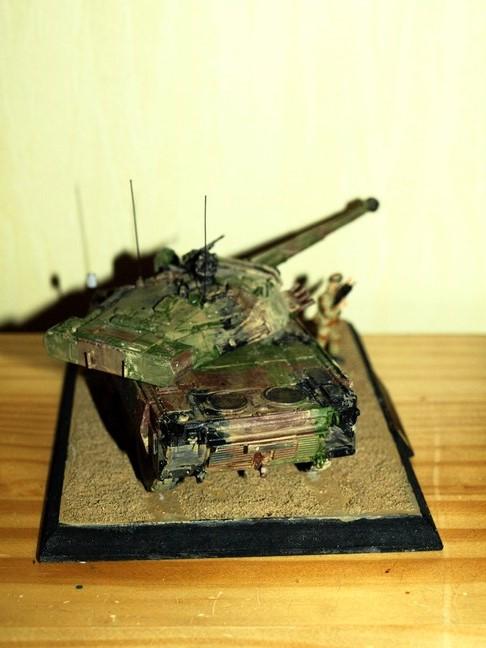 Opération Serval : Les marsouins du 1er RIMA débarquent au Mali [AMX 10RCR - Gasoline - 1/48] P5082716