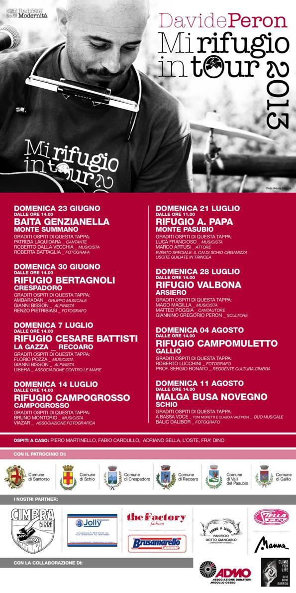 Mi rifugio in tour 2013  Peron10