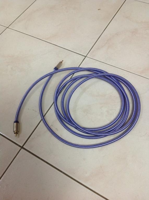 Inakustik Premium ll Mono-Subwoofer Kabel Img_7512