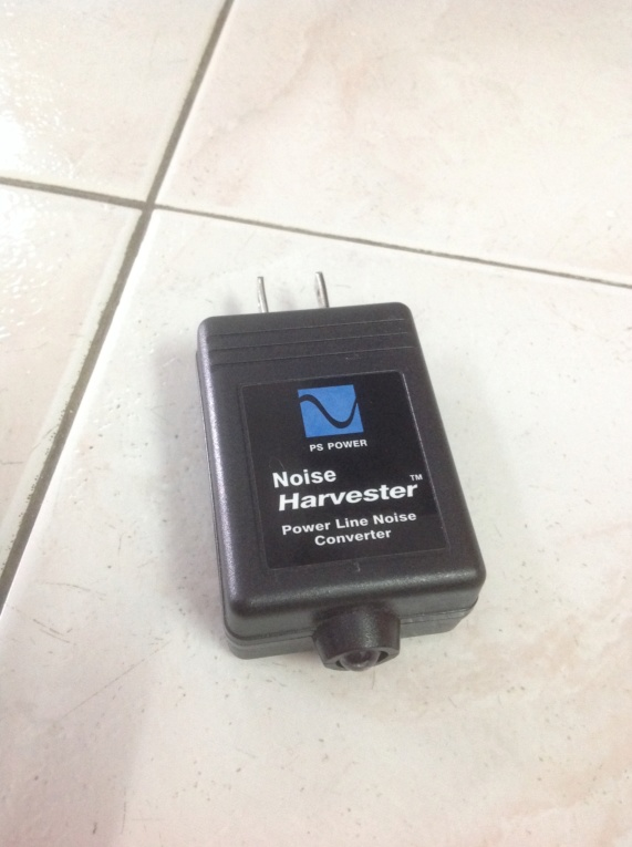 PS Audio Noise Harvester Img_7710