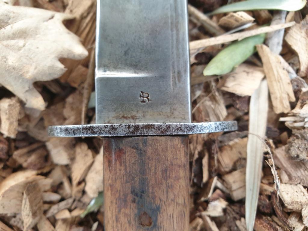 Couteau de tranchées Austro Hongrois 20210311