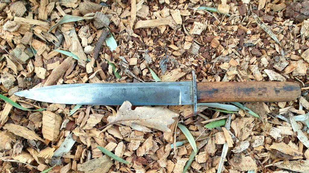 Couteau de tranchées Austro Hongrois 20210313