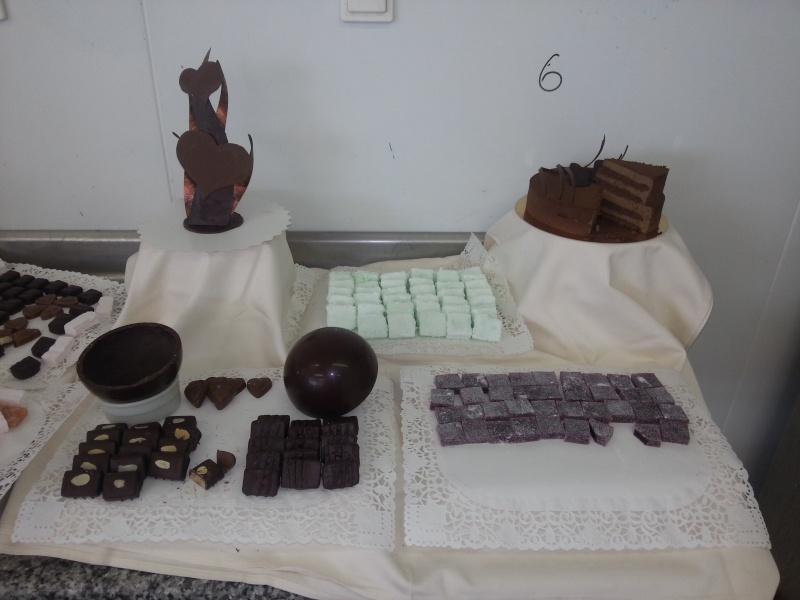 [Compte rendu] Cap chocolatier/confiseur 20130611