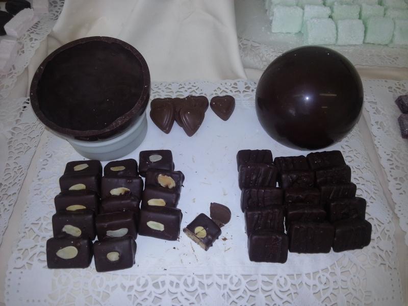 [Compte rendu] Cap chocolatier/confiseur 20130612