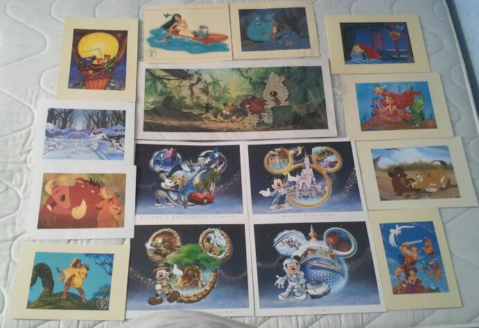 [Collection] Les lithographies Disney - Page 15 2013-011