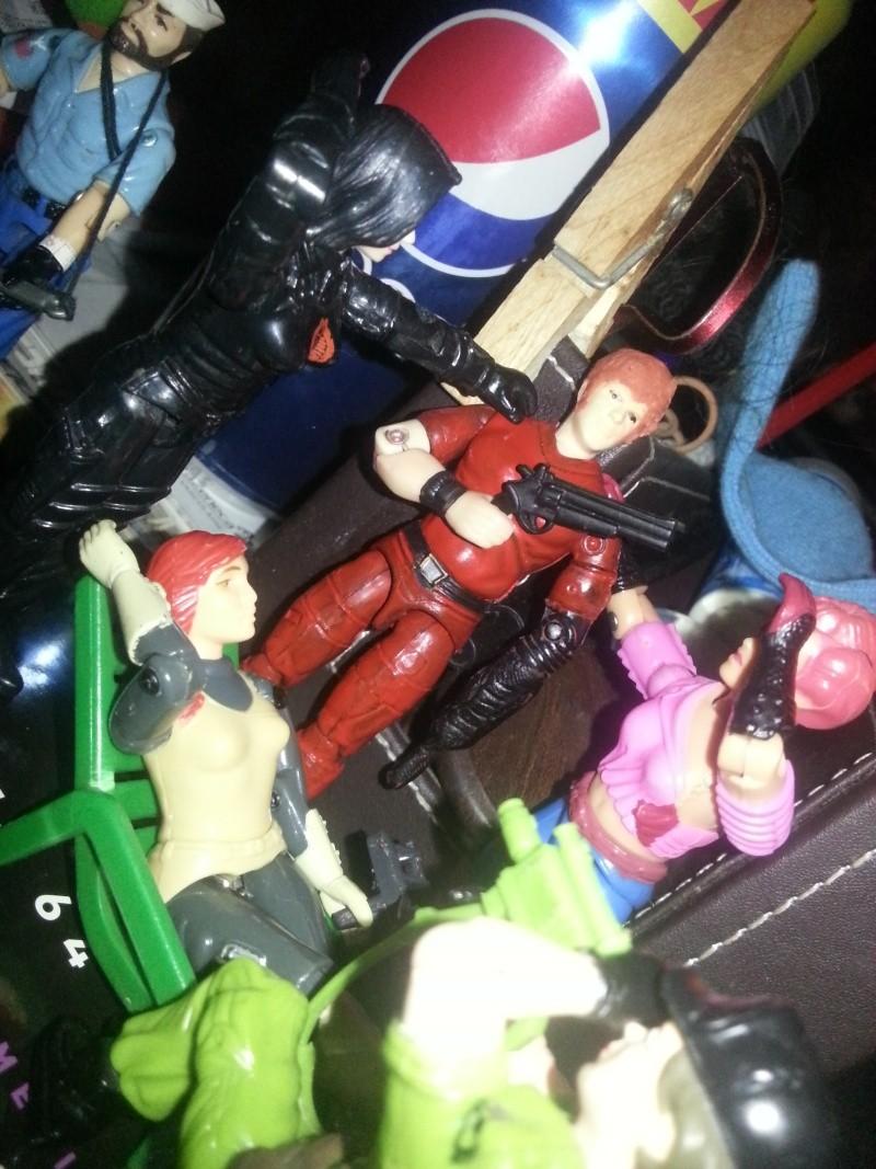 un an ,un  forum,un ami ,mon custom de Cobra space pirat ........merci ridy :) 20121212