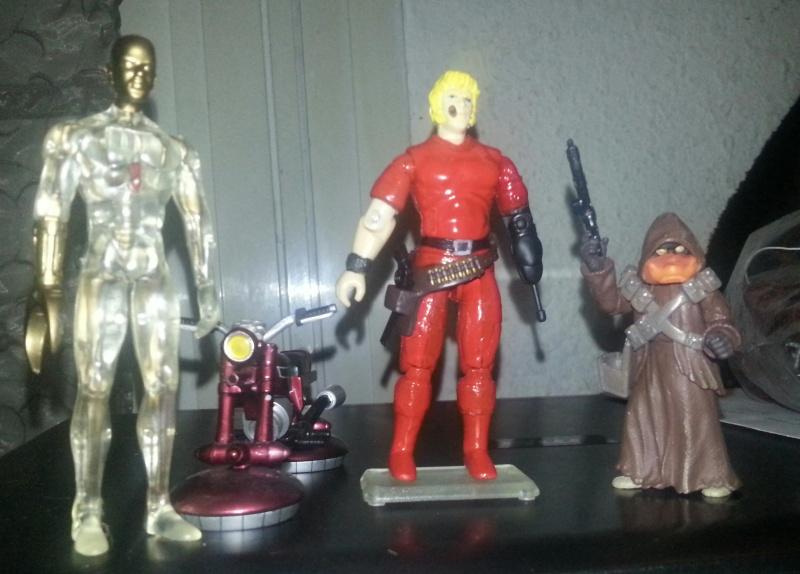 un an ,un  forum,un ami ,mon custom de Cobra space pirat ........merci ridy :) 20130529