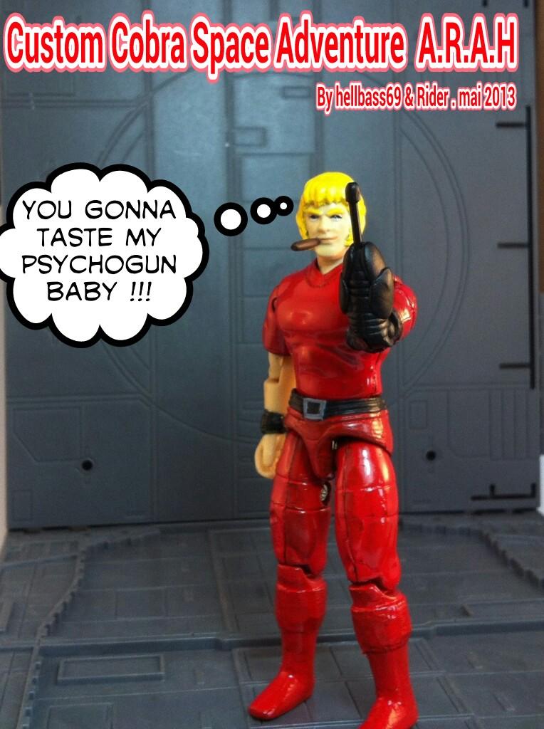 un an ,un  forum,un ami ,mon custom de Cobra space pirat ........merci ridy :) Img_4411
