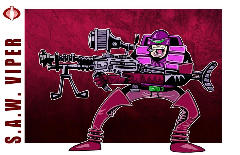 Belles illustrations COBRA / GIJOE sur le web Saw-vi10