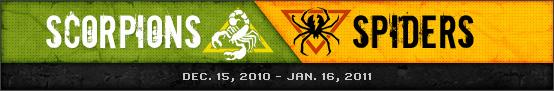 [Evento] Scorpions Vs Spiders Nexon210