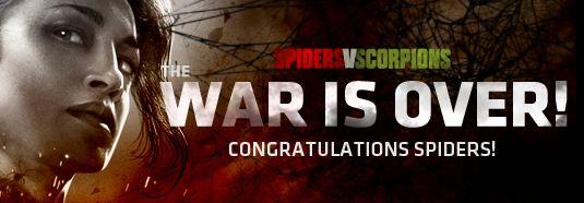 [Evento] Scorpions Vs Spiders Svs310