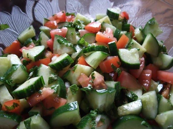 Salade Fattouche  Salade10